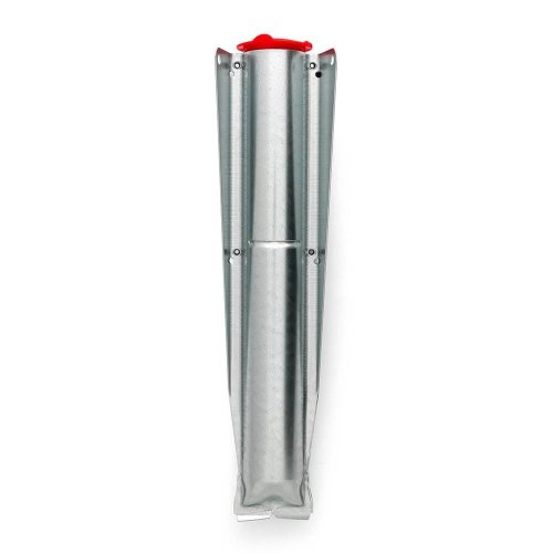 Brabantia Metal Ground Spike 45mm - Red Cap