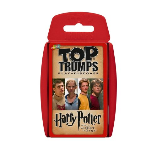 Harry Potter - Goblet of Fire Top Trumps Specials
