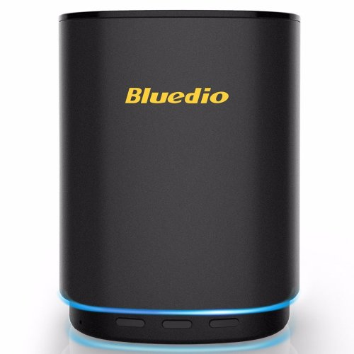 Bluedio TS5 Mini Bluetooth Speaker Supported Voice Control Loudspeaker