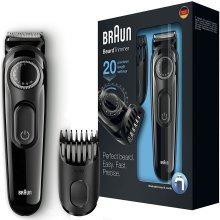 Braun Beard Trimmer BT3022 | Men's Cordless Electric Shaver