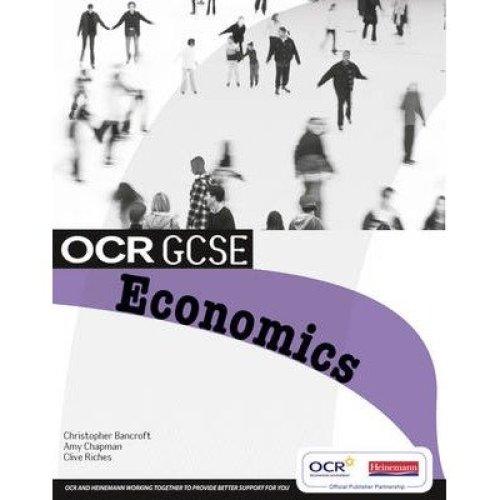 Ocr Gcse Economics Student Book