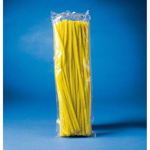 Pbx2470050 - Playbox - Fluffy Chenille (yel Low) - 30 Cm, Ï 6 Mm - 100 Pcs