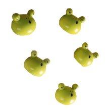 10 PCS  Pushpins Thumbtack Painting Drawing Pins Tool Office Supply Accessory (Cartoon Beetle)