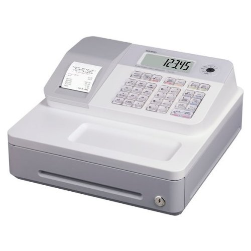 Casio SE-G1 Thermal Transfer 999PLUs LCD cash register