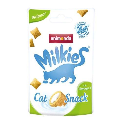 12pk Milkies Balance Cat Snack - 30g   Healthy Cat Treats