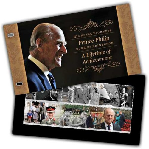 HRH Prince Philip A Lifetime of Achievement Presentation Pack