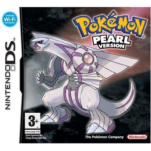 Pokemon Pearl (Nintendo DS)