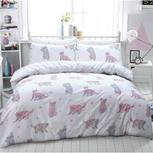 Pieridae Cat Duvet Cover Quilt Cover Bedding Set