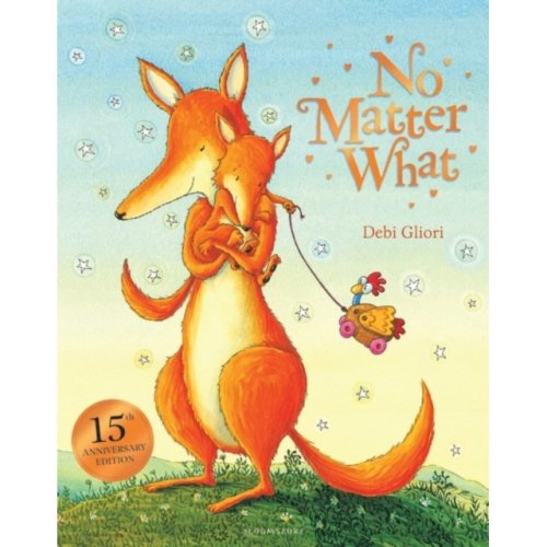 No Matter What (Board book)