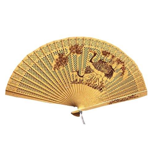Chinese Style Hand Held Fan Folding Hand Fans Fan Hand Wooden Folding Fan