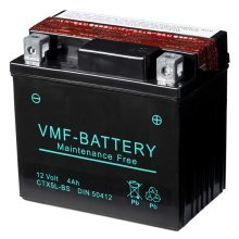 VMF Powersport Liquifix Battery 12 V 4 Ah MF YTX5L-BS