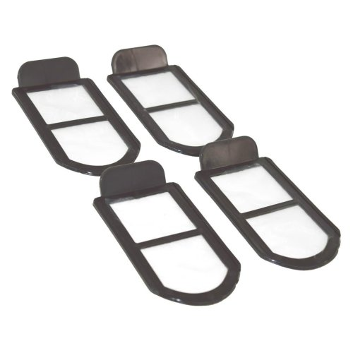 4 x Russell Hobbs Anti Scale Limescale Kettle Spout Filters Fits 18257 and 18258