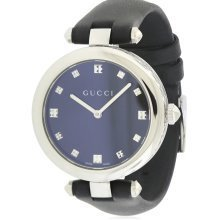 Gucci Diamantissima Leather Ladies Watch YA141403
