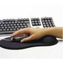 Sandberg Gel Mousepad with Wrist Rest
