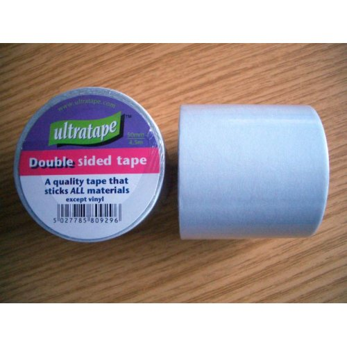 Double Sided Carpet DIY Adhesive Tape 50mm x 4.5m