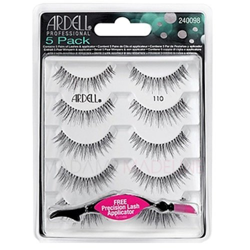 5 Pack 110 Lashes