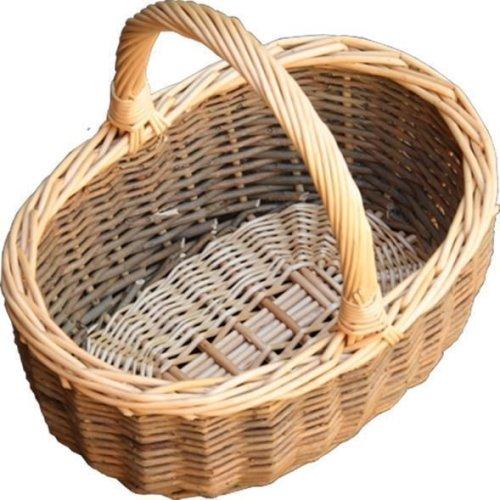 Mini Green Hollander Shopping Basket