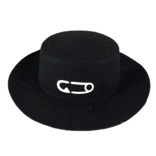 Billycock/ Homburg/ Gift for ladies/ Women  Trendy  Bowler Hat Cap