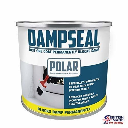Polar Damp Seal Interior Wall Paint