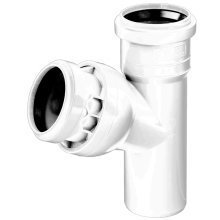 Adjustable Tee T-pipe Multi Plane Connector Joint Sewage System Installation
