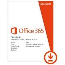 Microsoft Office 365 Personal 1user(s) 1year(s) Multilingual