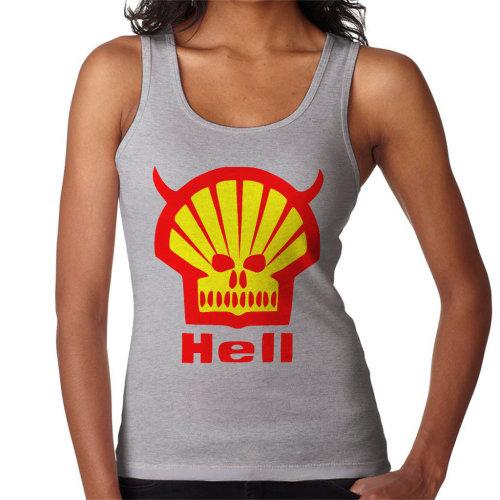Hell Shell Logo Women's Vest