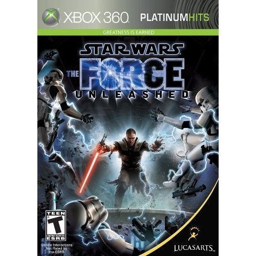 Xbox 360 - Star Wars: The Force Unleashed / Game
