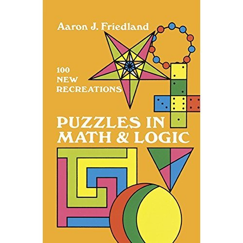 Puzzles in Mathematics and Logic (Dover Recreational Math)