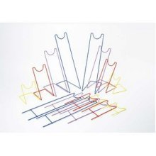 Childrens Wire Channel Guttering Frames Set of 8 Folded (A1552)