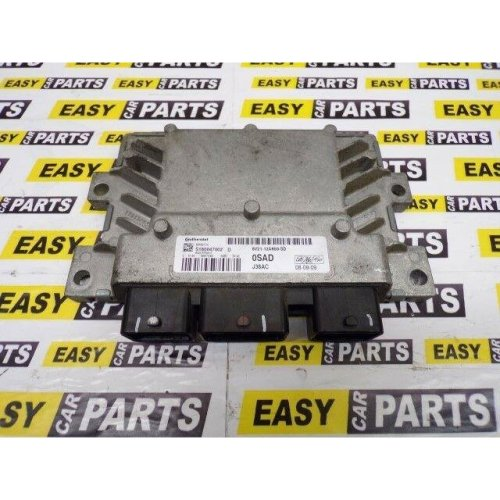 FORD FIESTA MK7 1.25 ENGINE CONTROL UNIT ECU 8V21-12A650-SD