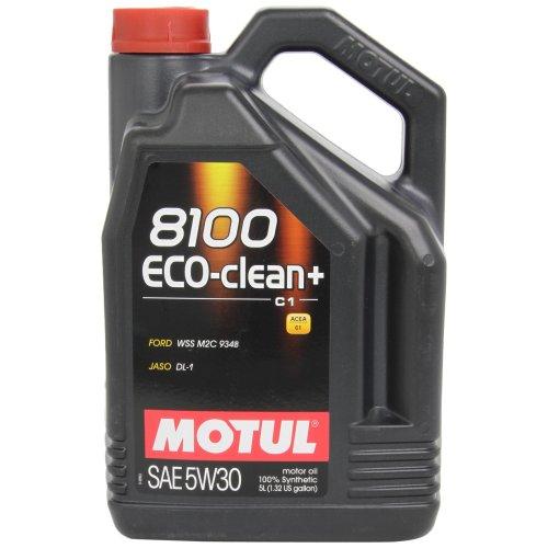 Motul 101584 Engine Oil - Black