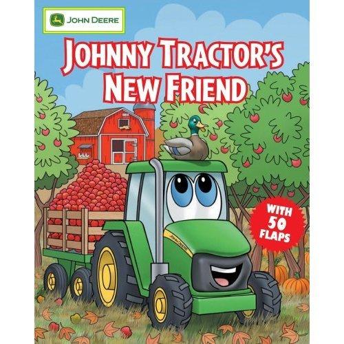 JT's New Friend (John Deere (Running Press Kids Hardcover))