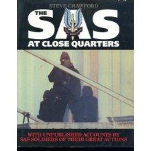 Sas At Close Quarters: Great Battles Of The Sas