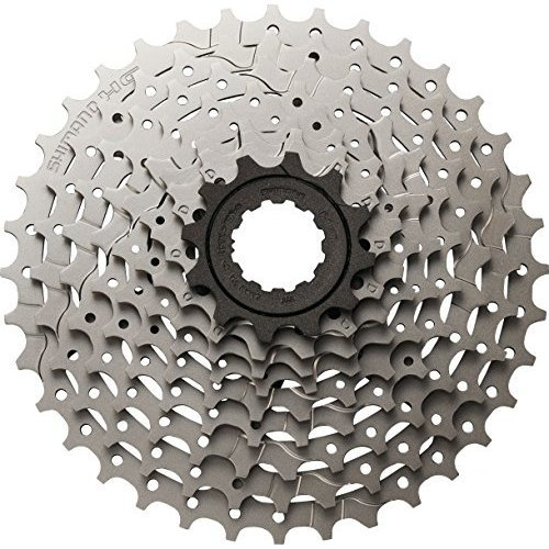 Shimano Hg300 9 Speed Cassette Silver 11 32T