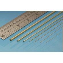 Brass Rod 1.0mm x 305mm - Pack of 9
