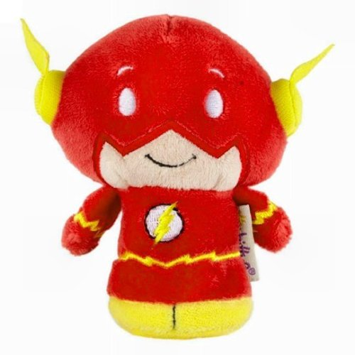 The Flash Itty Bitty Hallmark Soft Toy Character