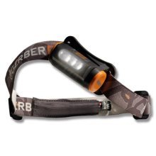 Gerber Bear Grylls Hands Free Torch Aaa Light with Battery Storage 31001028