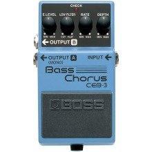 Boss CEB-3 Bass Chorus Compact Effects Pedal