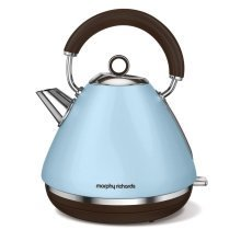 Morphy Richards Accents Special Edition Kettle 1.5L - Azure (Model No. 102100)