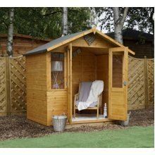 7x5 Traditional Summerhouse