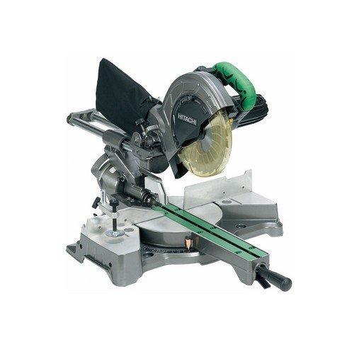 Hitachi C8FSEB/J1 216mm Sliding Compound Mitre Saw & Blade 240 Volt