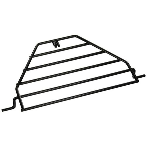 Ray Murray 313 Heat Defector Rack & Drip Pan Rack Oval Junior Grill - 2 Piece