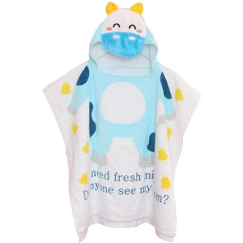 Cute Baby Towel/ Bath Towel/Baby-Washcloths/BABY bathrobe,lovely Calf