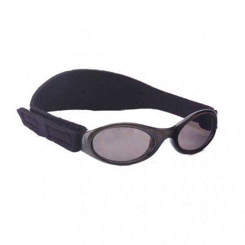 Kidzbanz Adventurer Sunglasses 2 - 5 Years - Black