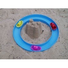 Sandcastle Moat & Boats Playset