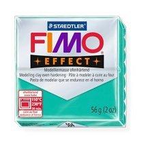 Staedtler - Fimo effect 57g, Translucent Green