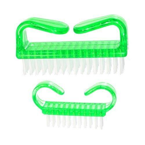 Gem Nail Brush Set