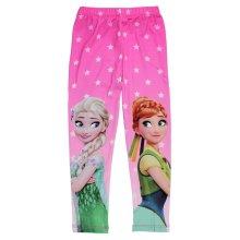 Frozen Leggings - Pink