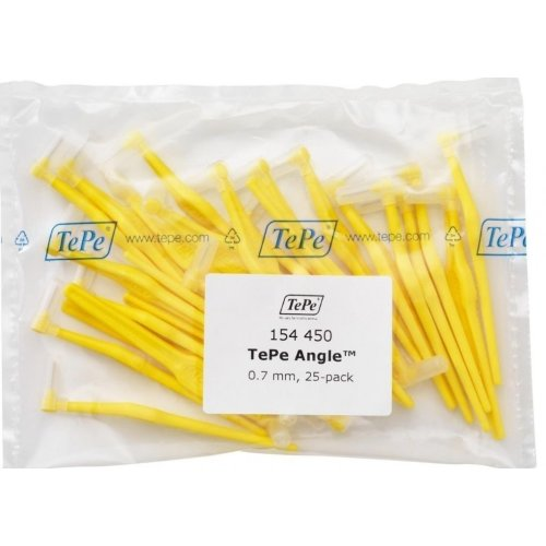 TePe Interdental Angle Yellow Surgery 25 Pack