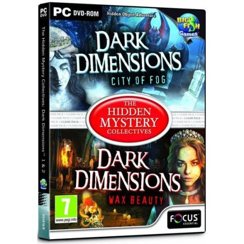 Dark Dimensions 1 and 2 (the Hidden Mystery Collectives)